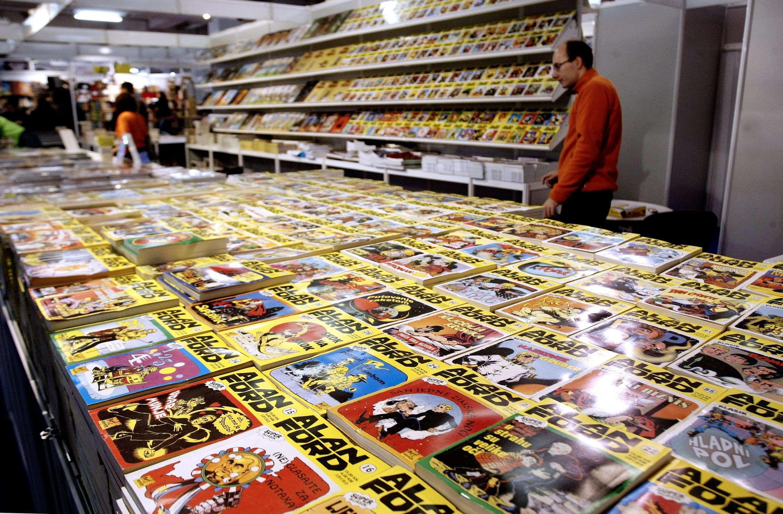 izložba povodom 50. obljetnice nastanka stripa o alanu fordu