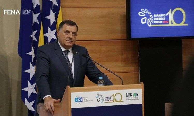 Dodik: S NATO savezom može saradnja, ali ne i članstvo