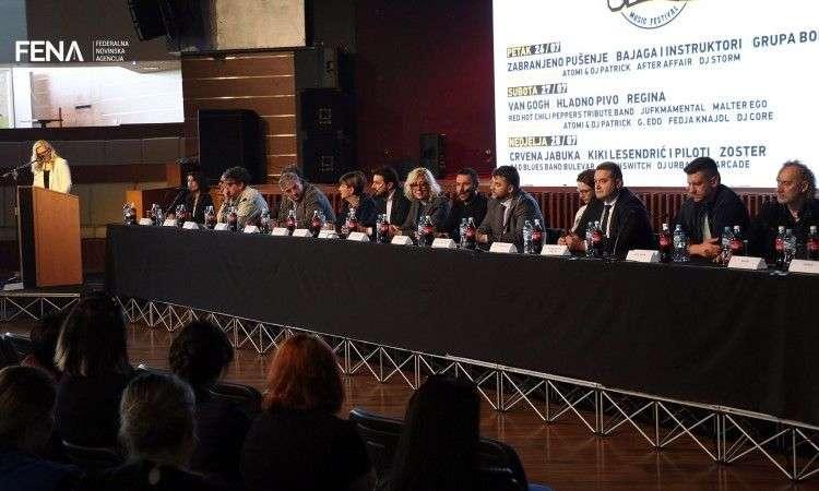 festival 'live stage' u sarajevu okuplja muzičare iz regiona