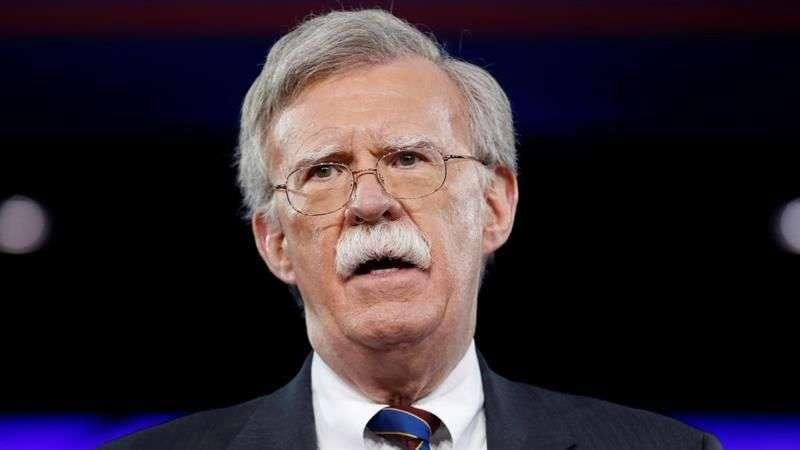 bolton optužio iran da stoji iza sabotažnih napada na naftne tankere