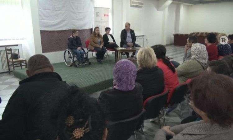 u živinicama predstavljen model rada s roditeljima mladih s invaliditetom(video)