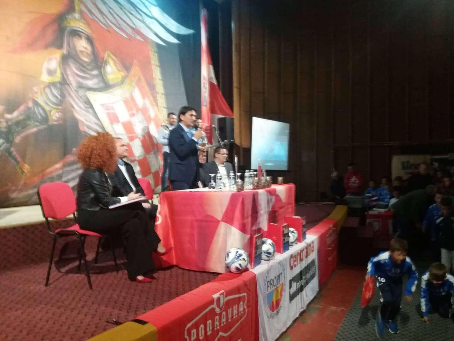 U Novom Travniku promovirana knjiga 'Rusija naših snova' Zlatka Dalića (VIDEO)