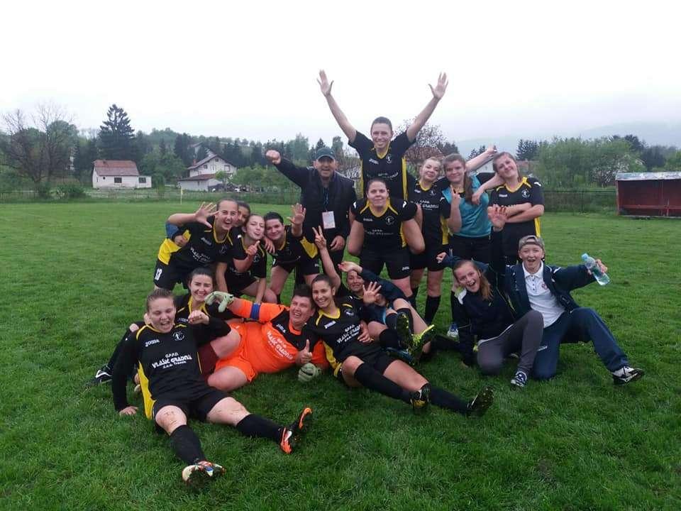 Prva ženska nogometna liga FBiH: Travničanke bolje od Mladosti u komšijskom derbiju