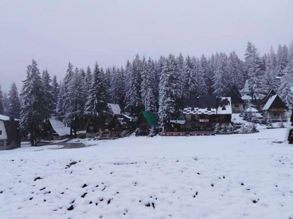 Na Vlašiću snijeg