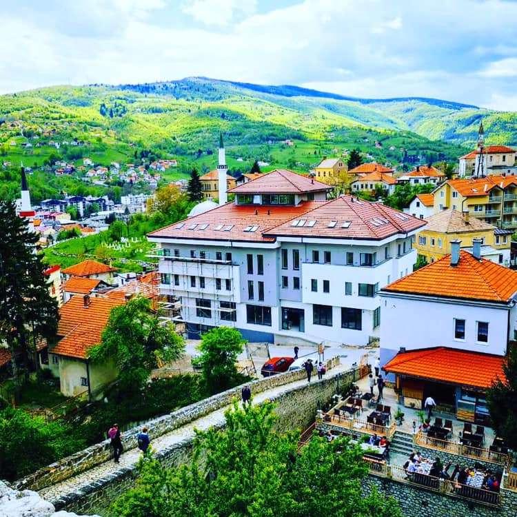 u travniku se otvara luksuzni hotel sa četiri zvjezdice