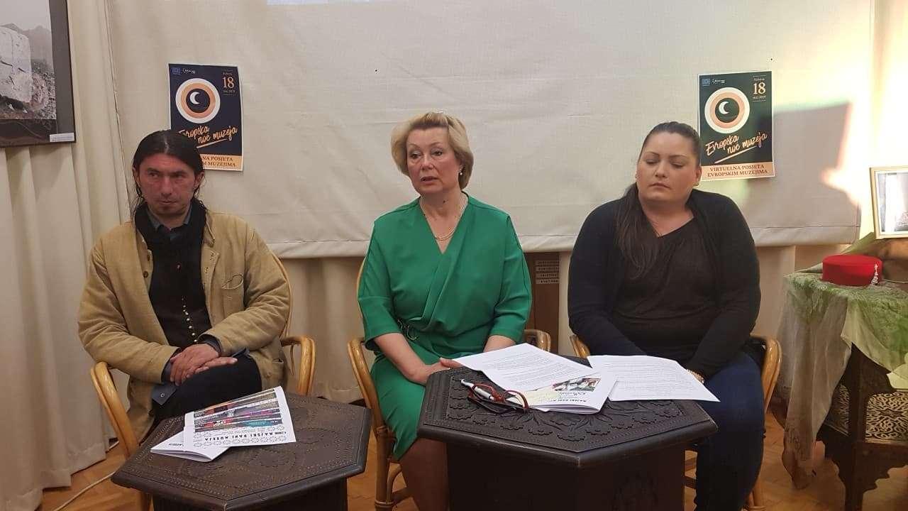 "(foto/video) zavičajni muzej travnik: počeli ""majski dani muzeja"""