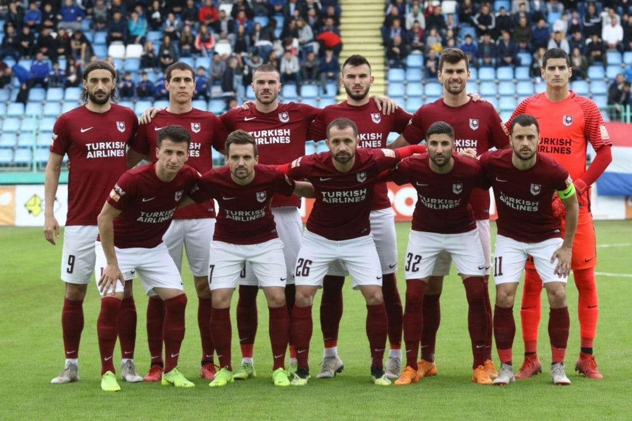 Nogometaši Sarajeva osvojili Kup Bosne i Hercegovine