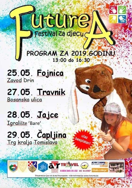 u travnik stiže dječiji festival 'futurea'