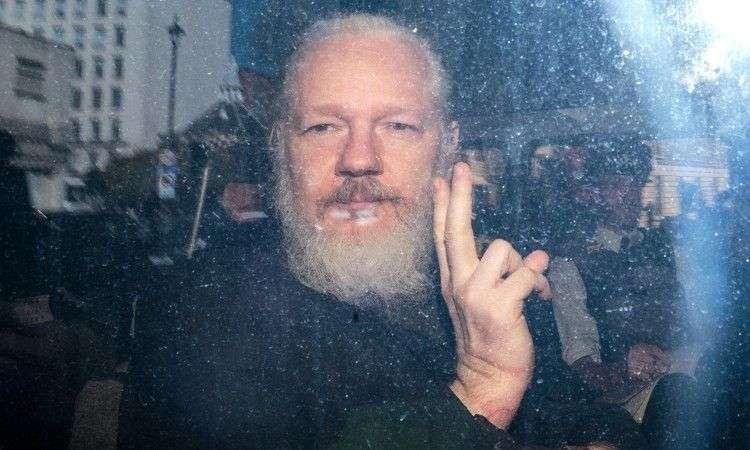 Assange: Uradio sam jedino što sam mogao