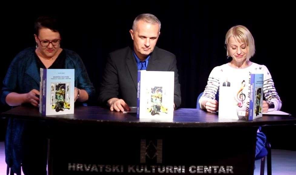 """(VIDEO) Promovisana knjiga """"Muzička kultura tradicija i nasljeđe u SBK/KSB"""""""