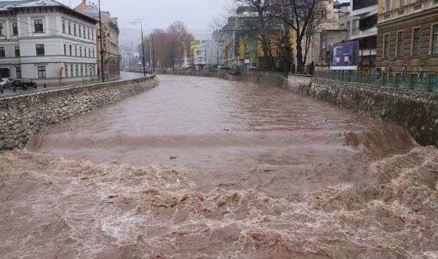 KUCZ - Upozorenje na moguće poplave i preporuke za poduzimanje prventivnih mjera