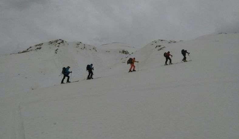 (video) ekipa iz srednje bosne posjetile najviši vrh irana