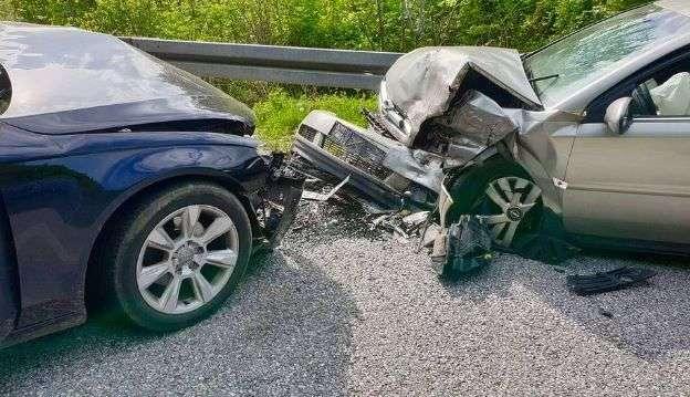četvero povrijeđenih u sudaru kod tarčina, u vozilu bila majka s bebom