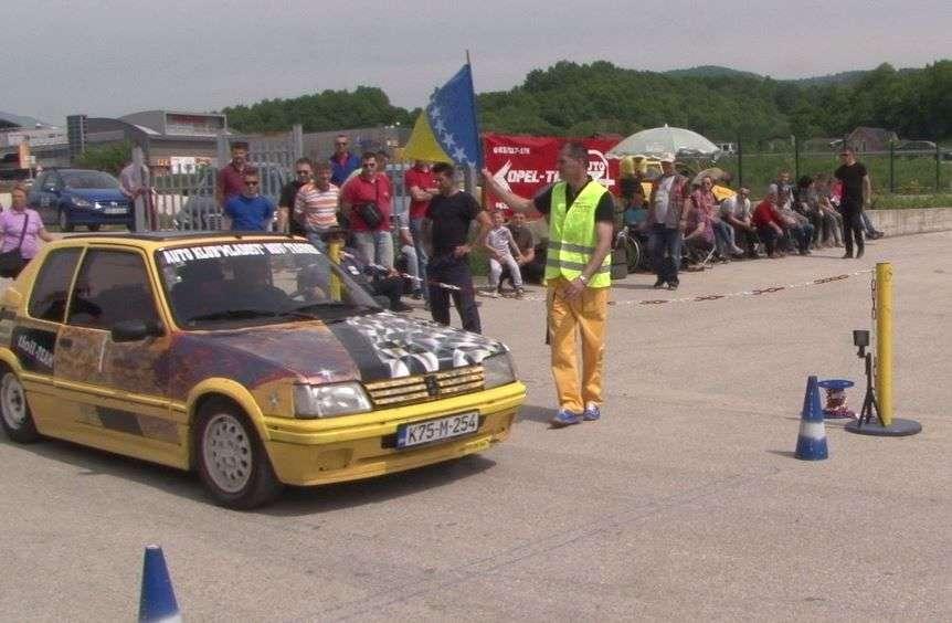 (video) održan auto rally 2019.