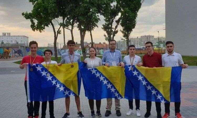 Boris Stanković srebreni na Balkanskoj matematičkoj olimpijadi