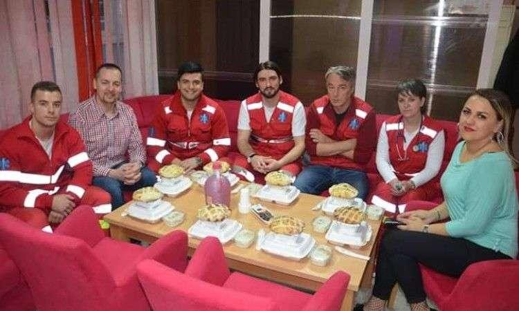 iftar za zaposlenike hitne pomoći zenica