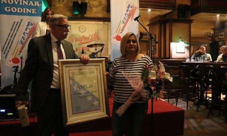 Nagrada 'Novinar godine' dodijeljena portalu Žurnal