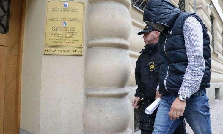 jednomjesečni pritvor inspektoru fup-a