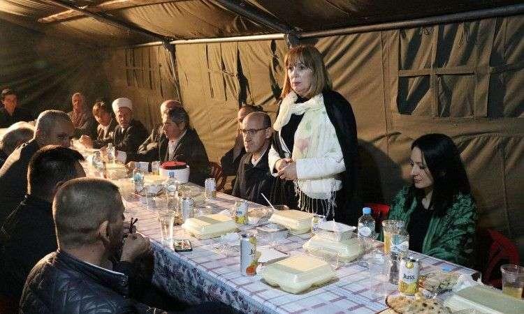 mahmutbegović: iftar je poruka zajedništva