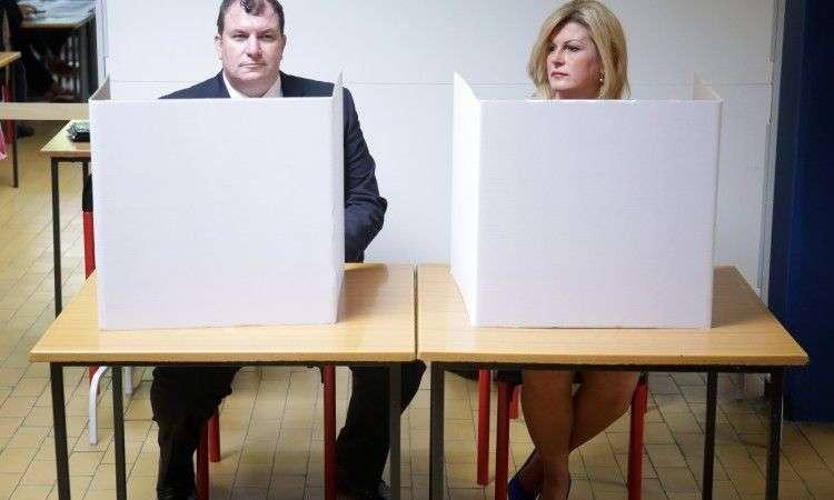 manje od deset posto hrvata odazvalo se izborima za europski parlament