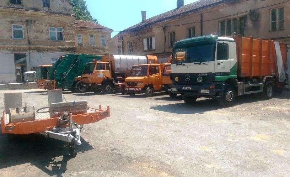 """JKP """"Bašbunar"""" Travnik: Obavijest za građane o odlaganju krutog otpada"""