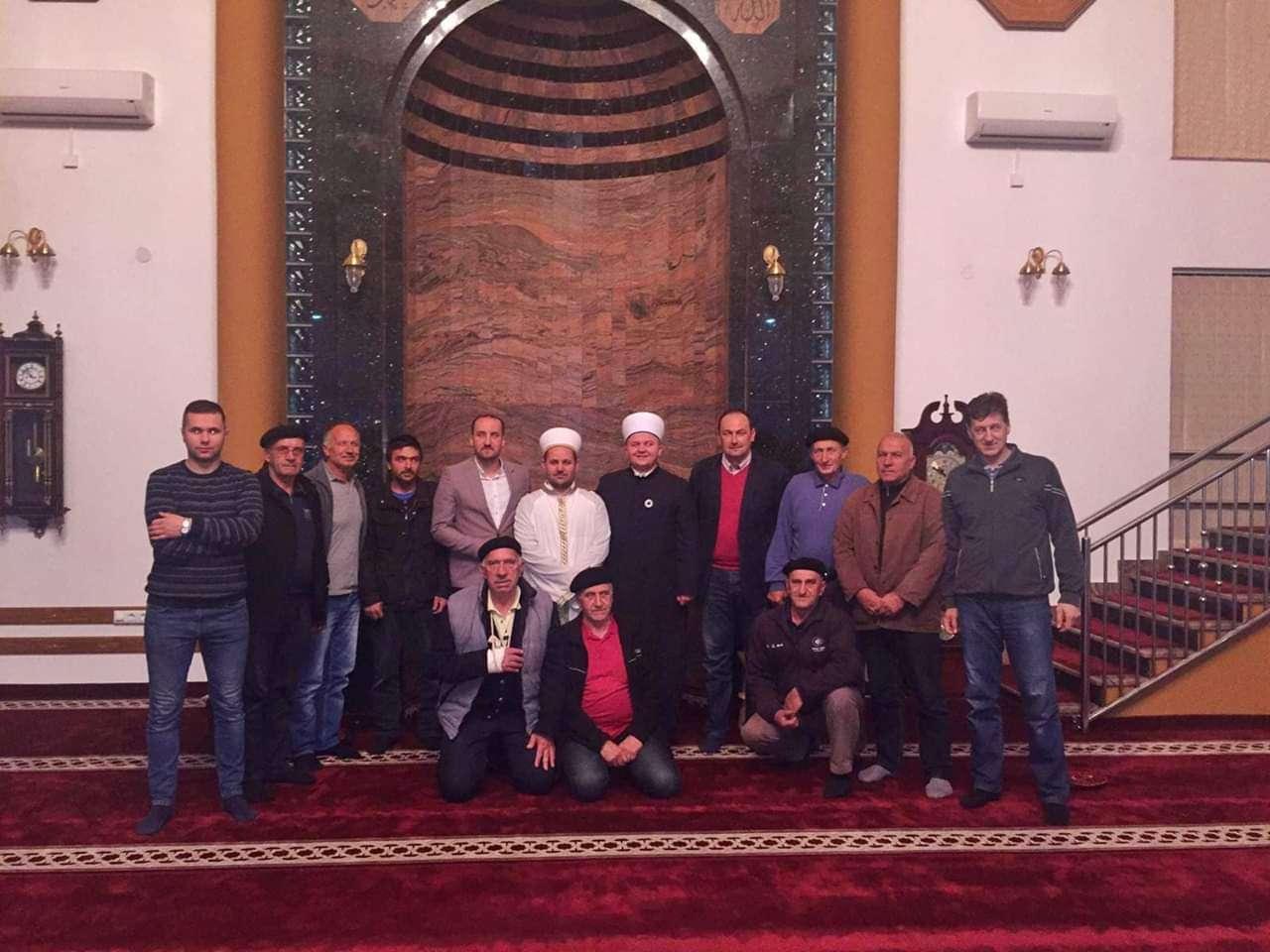 Hafiz Mehmet iz Turske, gost Medžlisa IZ Travnik prve sedmice ramazana