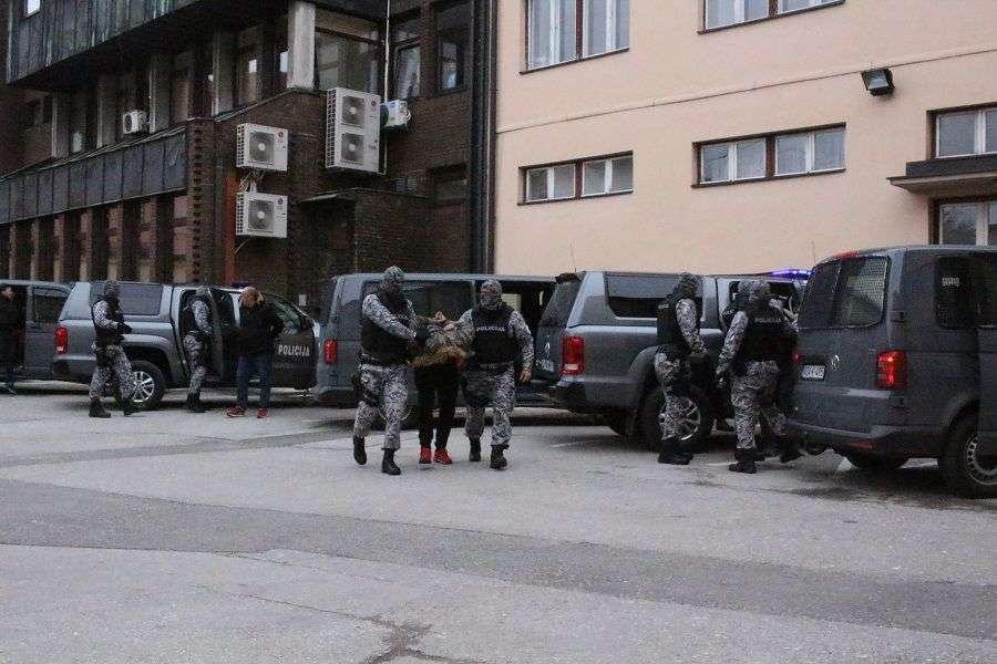 Velika akcija MUP-a TK u Tuzli, Lukavcu i Kalesiji, uhapšeno više osoba