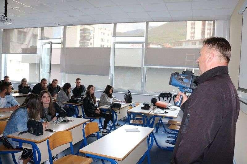Neposredni terenski oblik praktične nastave studenata Saobraćajnog fakulteta Travnik