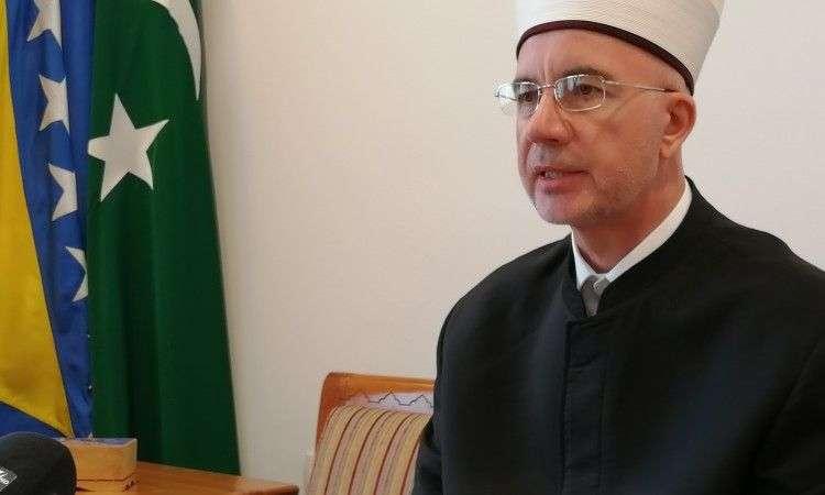 Muftija Fazlović: Darovane blagodati podijelimo s onima koji imaju više potreba
