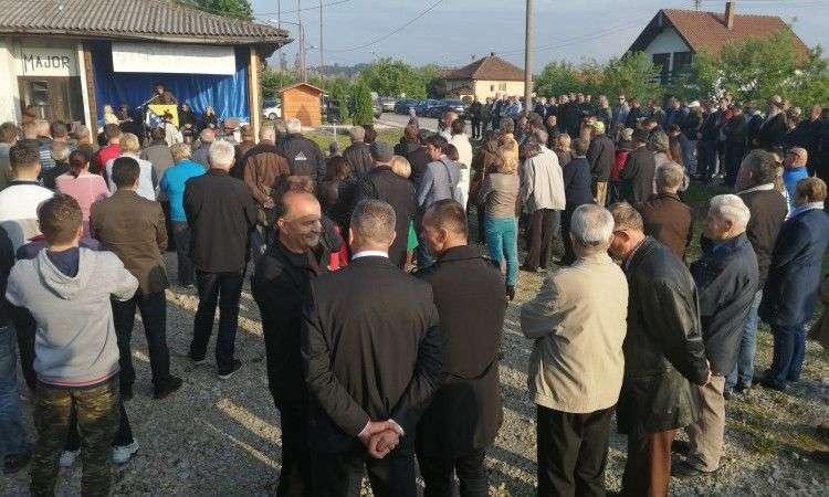 Građani Lukavca u borbi protiv izgradnje nove deponije šljake
