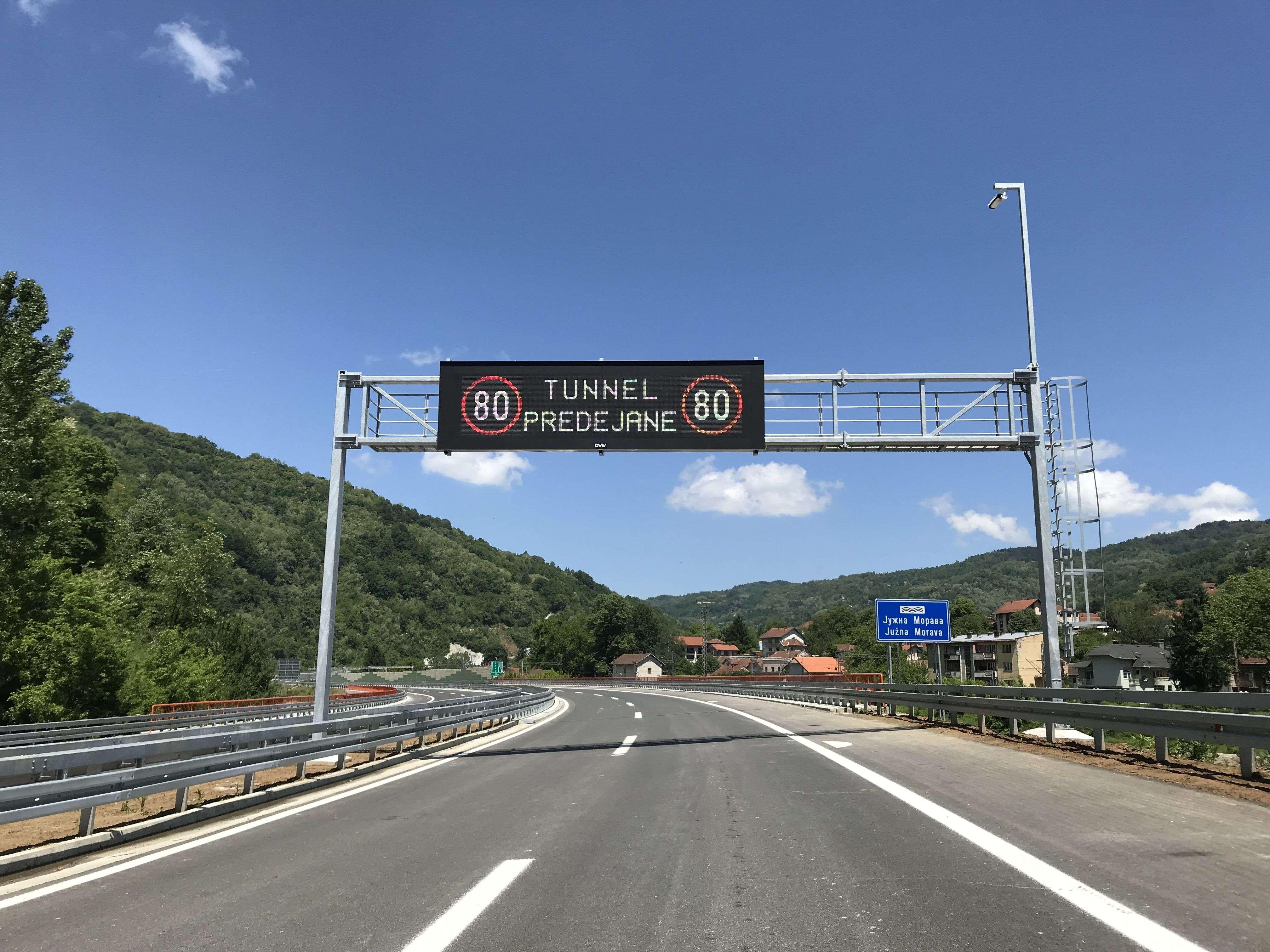 bs telecom solutions uspješno završio projekat na najdužem drumskom tunelu u srbiji
