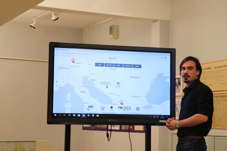 Održana prezentacija zvučne mape Zenice