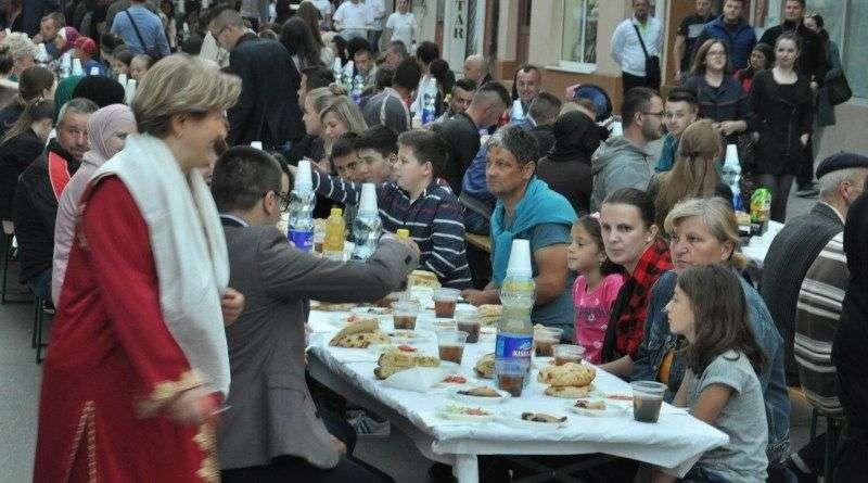 sutra u travniku zajednički iftar