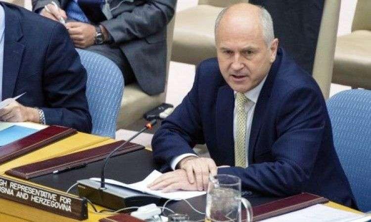 Inzko danas Vijeću sigurnosti UN-a predstavlja izvještaj o provedbi mira u BiH