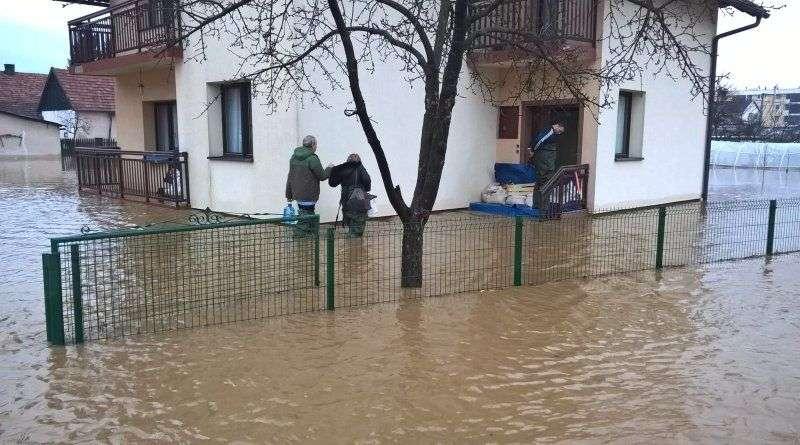 Općina Travnik: Upozorenje građanima na predstojeće obilne padavine