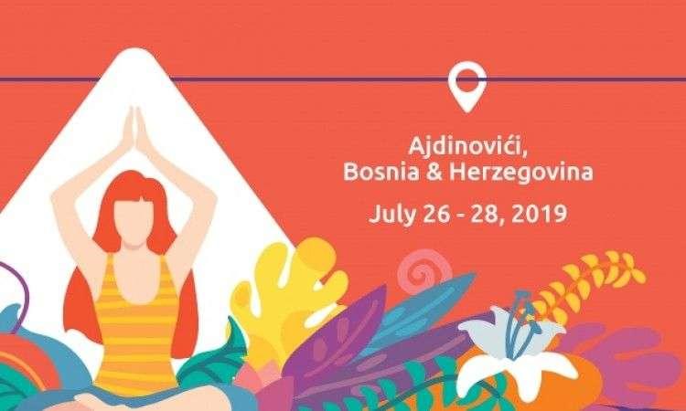 prvi yoga festival u bih od 26. do 28. jula u ajdinovićima