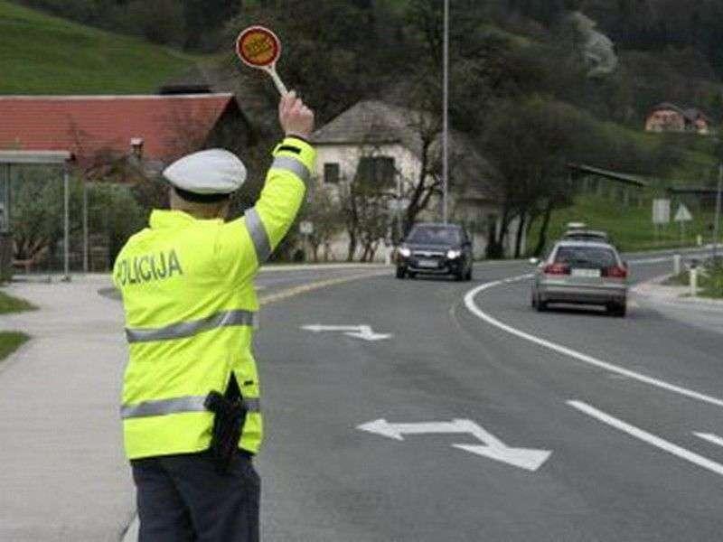 vozači oprez: radarske kontrole na brojnim dionicama u sbk