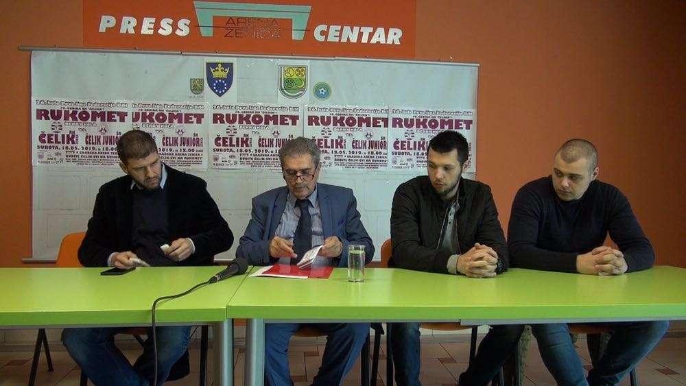 Press konferencija u RK Čeliku: analiza rezultata i budućnost Kluba