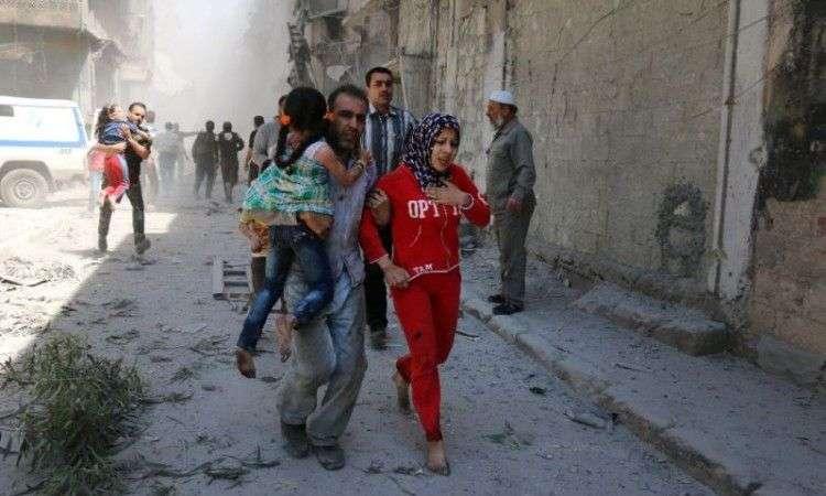 poginulo 17 i ranjeno 35 civila u napadu assadovih snaga u idlibu