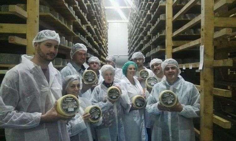 Podrška edukacijama o zahtjevima za izvoz mliječnih proizvoda u EU