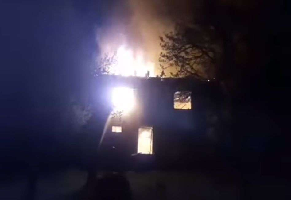 U selu nadomak Travnika porodična kuća izgorjela do temelja