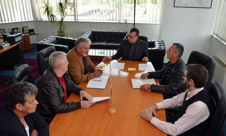ministar džindić s radnicima vitezita: stvoriti uvjete za odlazak u penziju