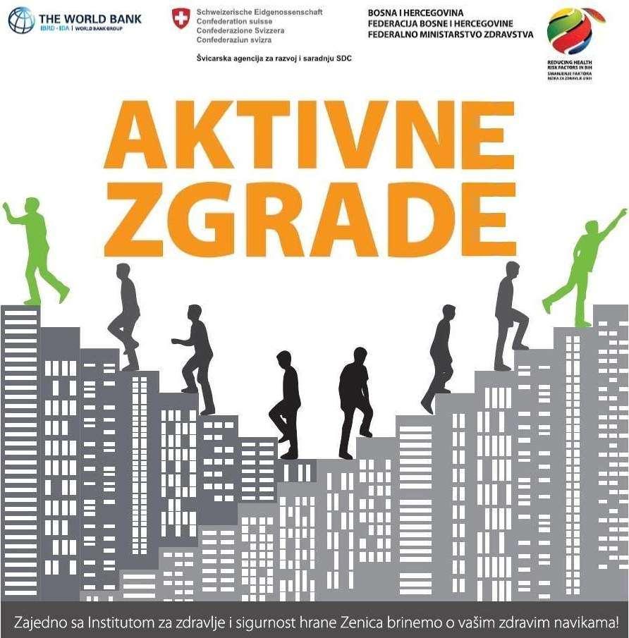 "INZ: Zgrada Zavoda za medicinu rada ZDK prva dobila status ""Aktivne zgrade"""