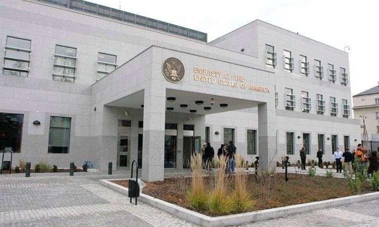 Reagovanje Ambasade SAD-a: Pozivati na nepoštovanje zakona je nesavjesno i neprihvatljivo