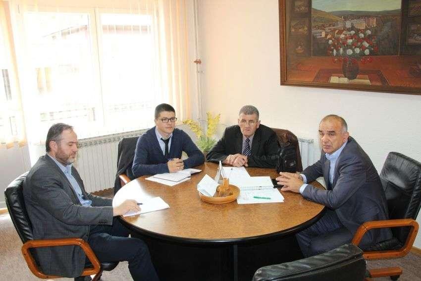 radna posjeta ministarstva privrede općini donji vakuf