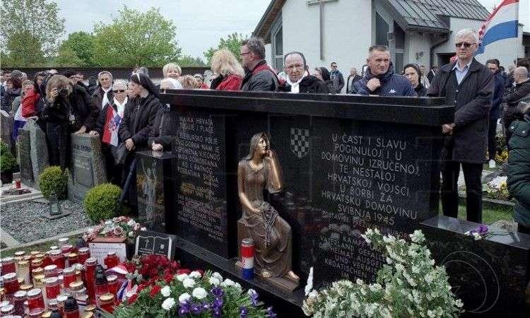 Počela komemoracija u povodu 74. godišnjice Bleiburške tragedije