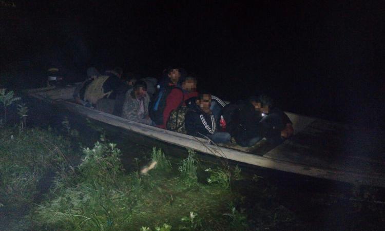 državljani bih lišeni slobode zbog krijumčarenja migranata preko rijeke drine