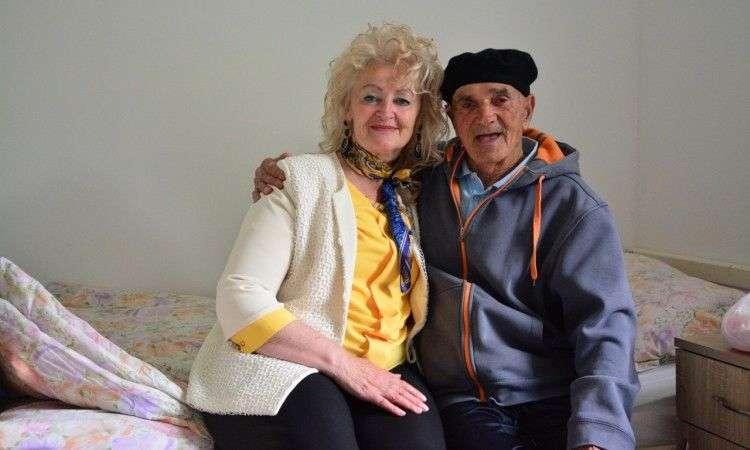 novi život dede mehmeda čauševića u staračkom domu kod bugojna