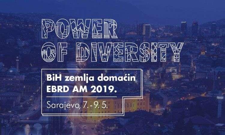 Uoči Godišnje skupštine EBRD Trenutno registrovano 2.886 učesnika