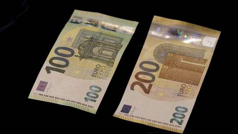 pogledajte novi dizajn novčanica od 100 i 200 eura
